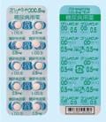 グリメピリドOD錠0.5mg「テバ」