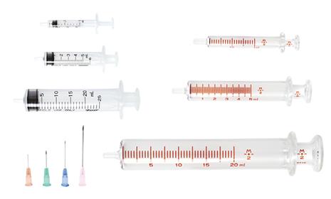 トップシリンジ インスリン用 注射針付