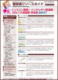 インスリン・インクレチン薬・SGLT2阻害薬 早見表