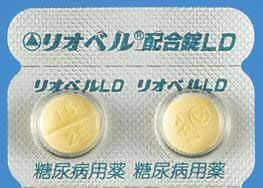 リオベル配合錠LD